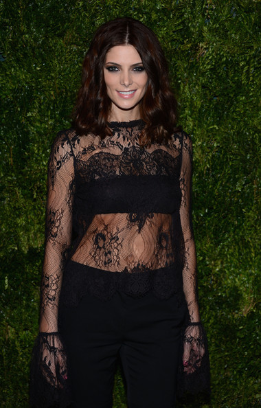Ashley Greene - The Ninth Annual CFDA/Vogue Fashion Fund Awards - Inside Arrivals