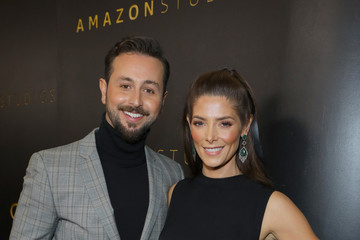 Ashley Greene Paul Khoury Amazon Studios Golden Globes After Party - Red Carpet
