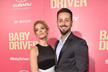 Ashley Greene Premiere of Sony Pictures' 'Baby Driver' - Red Carpet