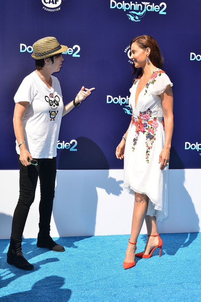 "Premiere Of Warner Bros. Pictures' And Alcon Entertainment's ""Dolphin Tale 2"" - Arrivals"