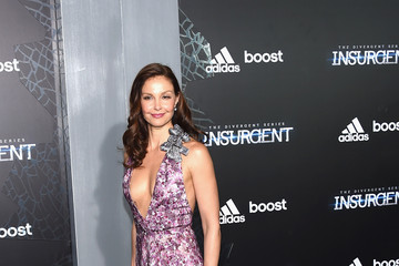 Ashley Judd 'Insurgent' Premieres in NYC