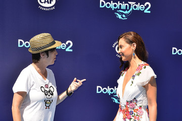 "Ashley Judd Premiere Of Warner Bros. Pictures' And Alcon Entertainment's ""Dolphin Tale 2"" - Arrivals"