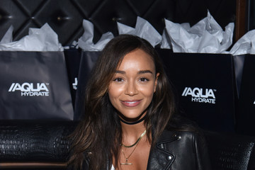 Ashley Madekwe AQUAhydrate Hosts a Private Event at Hyde Staples Center for a Drake and Future Concert