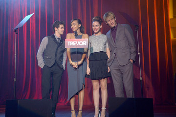 """Ashley Madekwe Christa B. Allen """"Trevor Live"""" Honoring Katy Perry And Audi Of America For The Trevor Project - Show"""