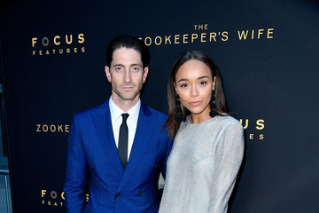 Ashley Madekwe Premiere Of Focus Features' 'The Zookeeper's Wife' - Arrivals
