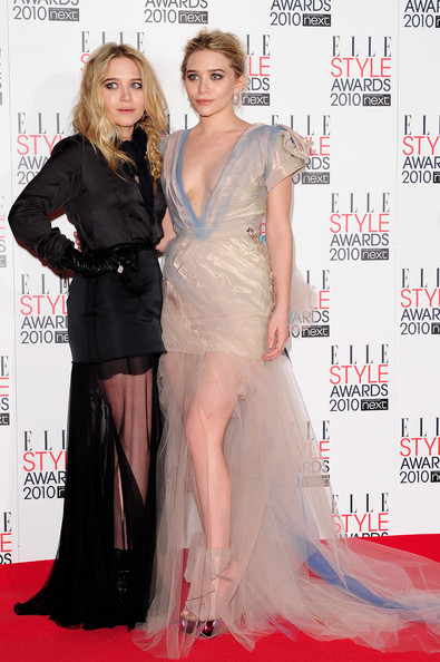 Ashley Olsen And Mary Kate Photos Photostream Pictures Elle Style Awards 2010 Winners Boards