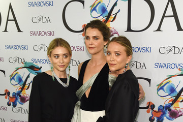 Ashley Olsen CFDA Fashion Awards' Winners Walk
