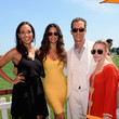 Ashley Olson The Sixth Annual Veuve Clicquot Polo Classic - VIP Marquee
