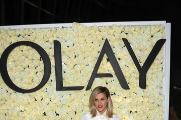 Ashley Roberts Olay Celebrity And Influencer Launch Event Photocall