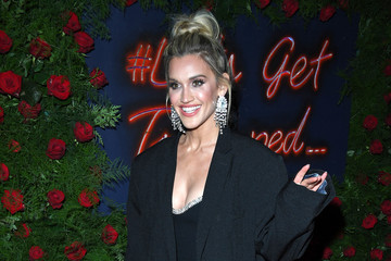 Ashley Roberts Tramp's Big 50th Anniversary  - Red Carpet Arrivals