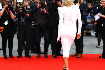 "Ashley Roberts ""Divergent"" - European Premiere - Red Carpet Arrivals"