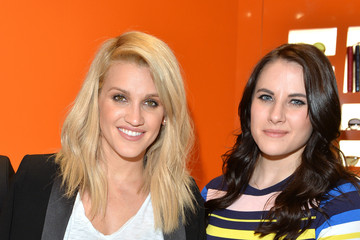 Ashley Roberts Folli Follie Celebrates The Launch of the New Flagship Store On Oxford Street With Mrs Ketty Koutsolioutsos
