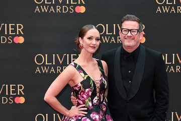 Ashley Shaw The Olivier Awards 2019 With MasterCard - Red Carpet Arrivals