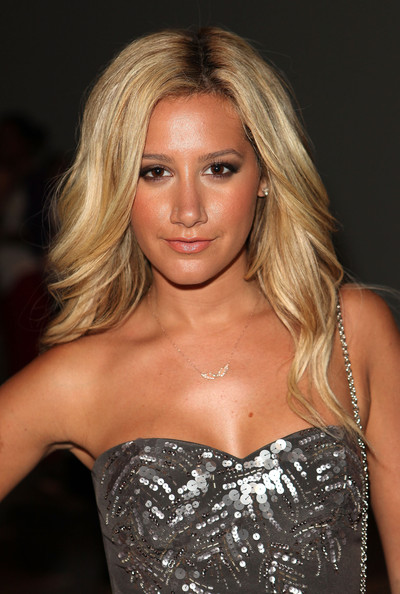 Ashley Tisdale Actress Ashley Tisdale attends the Rebecca Taylor Spring 2012 fashion show during Mercedes-Benz Fashion Week at The Stage at Lincoln Center on September 9, 2011 in New York City.