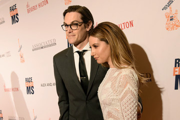 Ashley Tisdale 23rd Annual Race To Erase MS Gala - Red Carpet