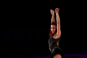 Ashley Wagner 2016 KOSE Team Challenge Cup - Day 3