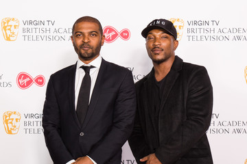 Ashley Walters Virgin TV BAFTA Television Awards - Press Room