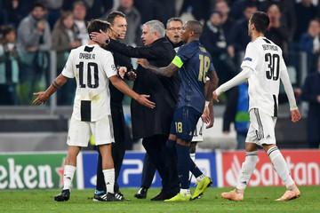 Ashley Young European Best Pictures Of The Day - November 08, 2018
