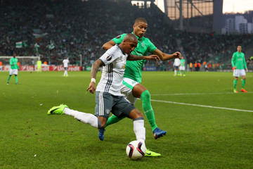 Ashley Young AS Saint-Etienne v Manchester United - UEFA Europa League Round of 32: Second Leg