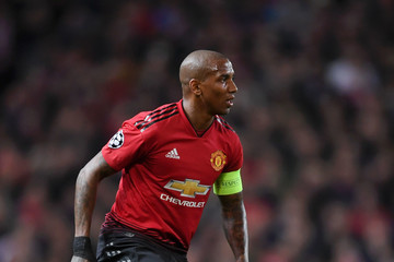 Ashley Young Manchester United vs. Juventus - UEFA Champions League Group H