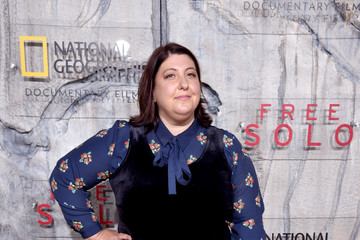 Ashlie Atkinson Premiere Of National Geographic Documentary Films' 'Free Solo' At Jazz At Lincoln Center