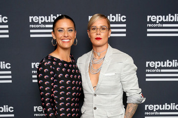 Ashlyn Harris Republic Records Celebrates The 2019 VMAs At The Fleur Room At Moxy Chelsea