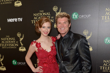 Ashlyn Pearce The 41st Annual Daytime Emmy Awards - Arrivals