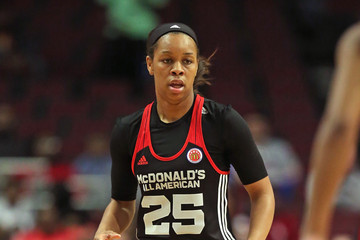 Asia Durr 2015 McDonald's All American Game