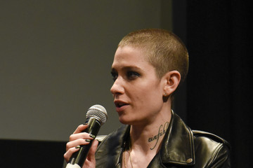 Asia Kate Dillon SHOWTIME Presents a Screening, Panel Discussion and Reception for Season 2 of the Hit Series 'Billions'