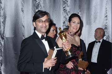 Asif Kapadia 88th Annual Academy Awards - Post Show Departures