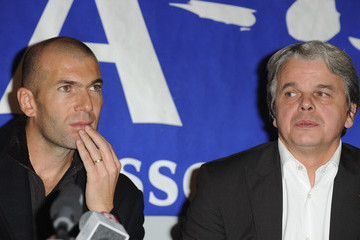 "Guy Alba Association ELA Launches ""Gift For Chance"" Campaign with Zinedine Zidane"