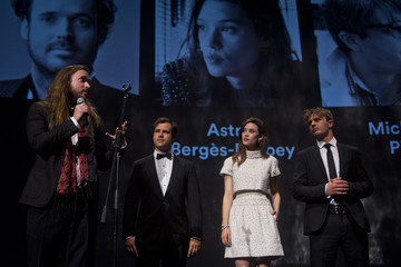 Astrid Berges Frisbey Opening Ceremony - 49th Karlovy Vary International Film Festival