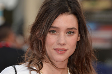 Astrid Berges Frisbey 'Before I Go To Sleep' Premiere And Tribute To Will Ferrell - 40th Deauville American Film Festival