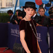 Astrid Berges Frisbey 'Line Of Fire' Premiere - 44th Deauville American Film Festival