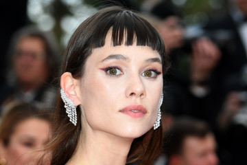 Astrid Berges Frisbey 'Solo: A Star Wars Story' Red Carpet Arrivals - The 71st Annual Cannes Film Festival