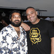 Adrian Dev and Russell Peters