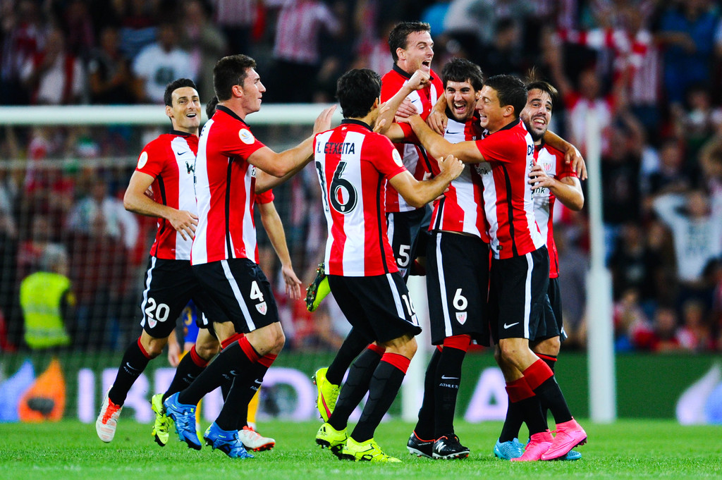 Athletic Club v Barcelona - Spanish Super Cup: First Leg ...
