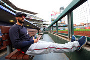 Nick Markakis Photos Photo