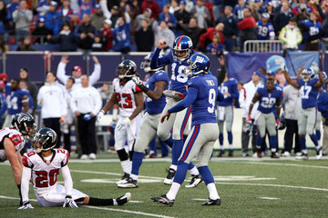 Jeff Feagles Atlanta Falcons v New York Giants