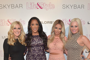 Aubrey O'Day Life & Style Weekly's 10 Year Anniversary Party - Inside