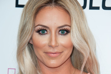 Aubrey O'Day Life & Style Weekly 10-Year Anniversary Party