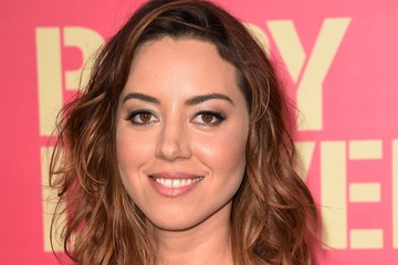 Aubrey Plaza Premiere of Sony Pictures' 'Baby Driver' - Arrivals
