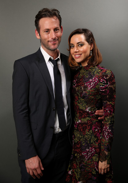 Jeff Baena Girlfriend Aubrey plaza, jeff baena