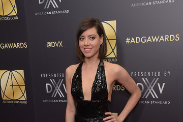 Aubrey Plaza Art Directors Guild 20th Annual Excellence In Production Awards - Arrivals