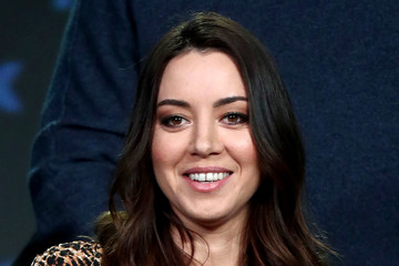 Aubrey Plaza 2019 Winter TCA Tour - Day 7