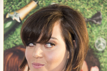 Aubrey Plaza Premiere Of 20th Century Fox's 'Mike And Dave Need Wedding Dates' - Red Carpet