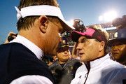 Dan Mullen and Gus Malzahn Photos Photo