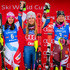 Wendy Holdener Photos - Wendy Holdener of Switzerland takes 2nd place, Mikaela Shiffrin of USA takes 1st place, Frida Hansdotter of Sweden takes 3rd place during the Audi FIS Alpine Ski World Cup Women's Slalom on December 28, 2017 in Lienz, Austria. - Audi FIS Alpine Ski World Cup - Women's Giant Slalom