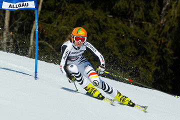 Katharina Duerr Audi FIS World Cup - Women's Giant Slalom