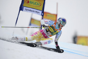Linsey Vonn Audi FIS World Cup - Women's Giant Slalom